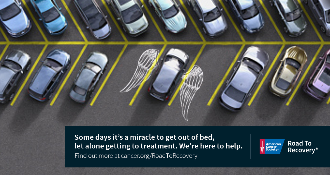 American Cancer Society Road To Recovery, Program Awareness Campaign